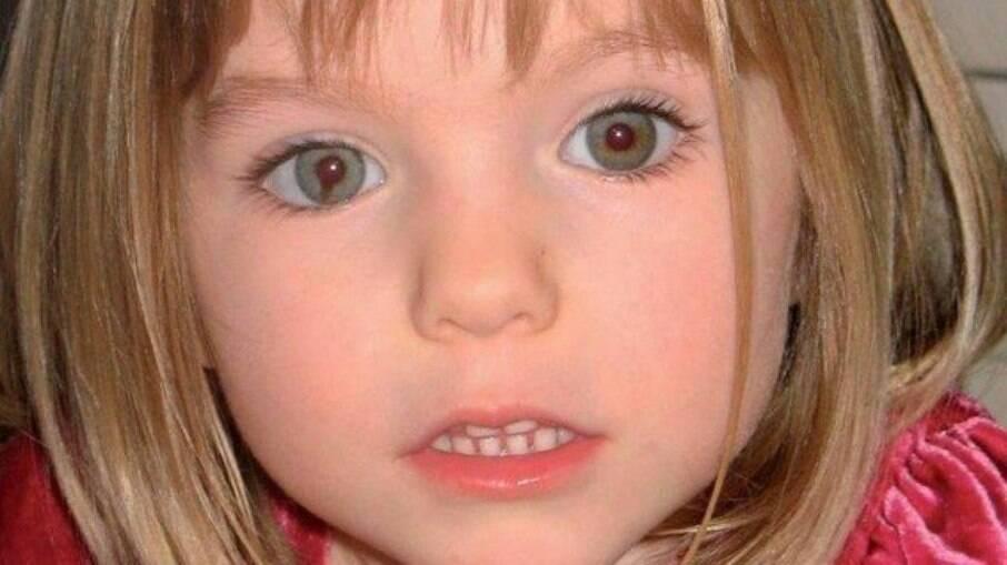 A menina britânica desapareceu há 14 anos, durante viagem da família a Portugal
