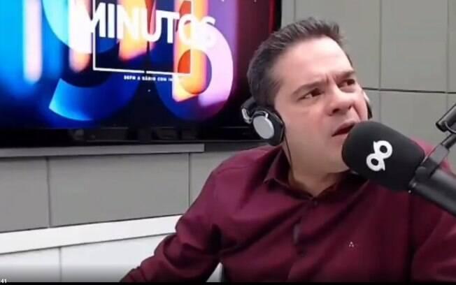 Jornalista Gustavo Negreiros é demitido da 96 FM