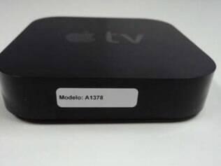 Primeira versão do Apple Tv vem com processador A4
