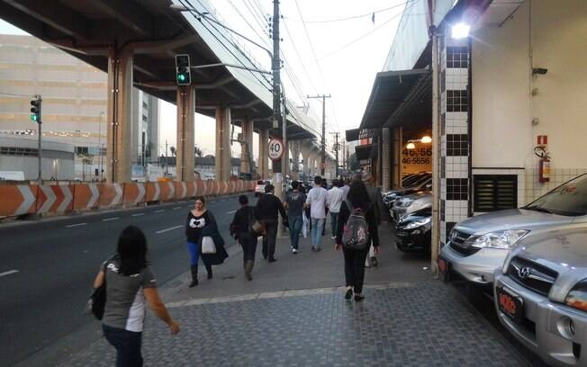 Geraldo Alckmin diz que vai levar monotrilho até Paraisópolis