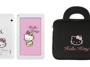 Empresa brasileira lança primeiro tablet da Hello Kitty