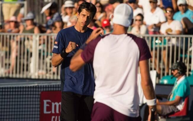 Melo e Kubot garantem vaga na semifinal do Masters 1000 de Miami