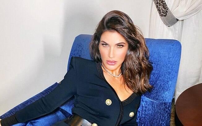 Andressa Suita dobrou o valor que cobra pos post após divórcio