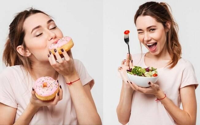 Você está se alimentando bem? Descubra através dos sinais do seu corpo