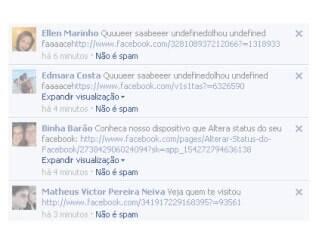 Mensagens que oferecem recursos inexistentes no Facebook permitem que cibercriminosos assumam controle do perfil