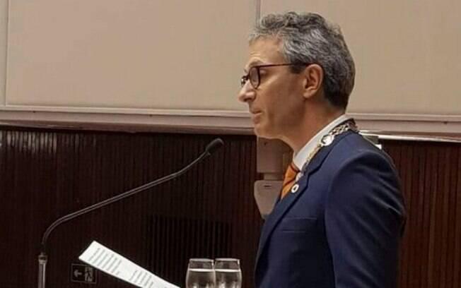 Para Romeu Zema, governador de Minas Gerais, será difícil encontrar pessoas com vida nos escombros da barragem da Vale