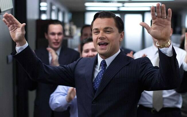 Leonardo DiCaprio em