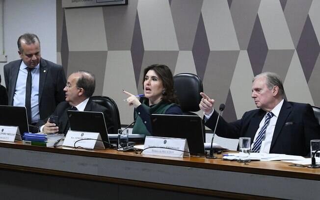 CCJ do Senado aprovou o relatório da reforma da Previdência, que agora segue para o plenário