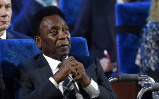 Pelé, o rei do futebol