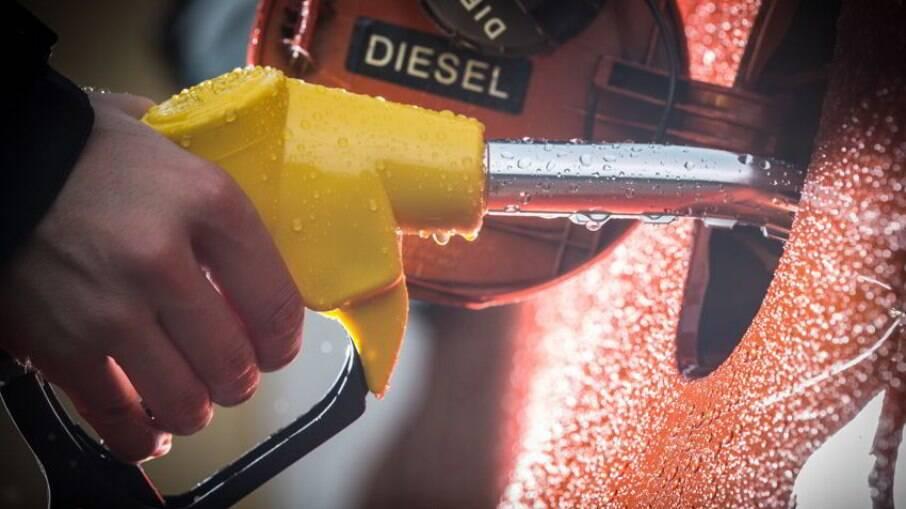 Região Norte tem os preços mais elevados, enquanto o diesel do Sul está mais em conta