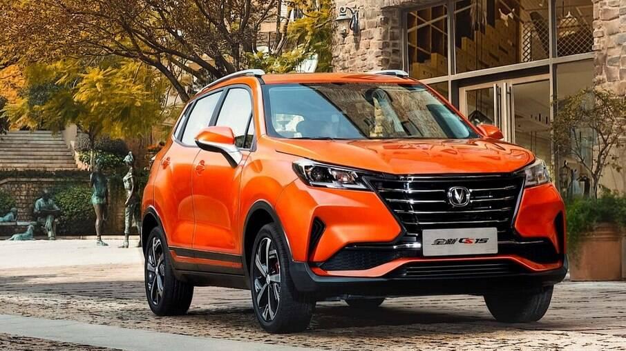 Changan CS15 é o SUV compacto arrojado que se destaca no mercado chinês contra o Honda HR-V