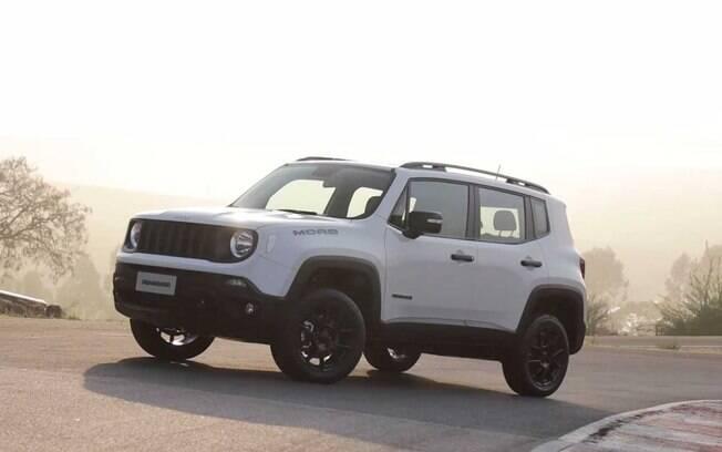 Jeep Renegade Moab chega para dar fôlego ao modelo que já tem 5 anos de mercado