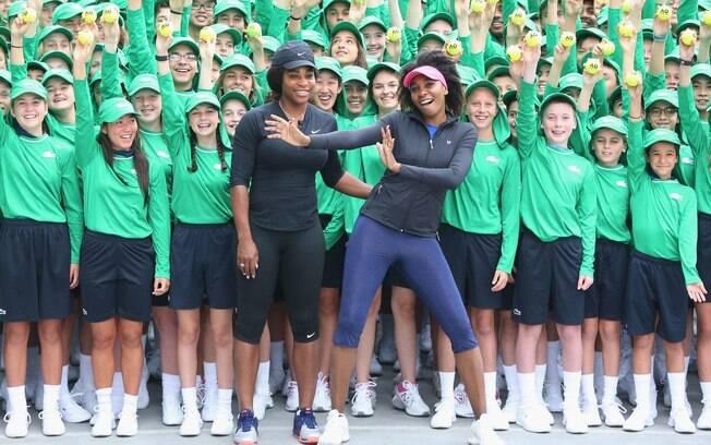 Este será o segundo encontro de Venus (36) e Serena Williams (35) em uma final no Aberto da Austrália