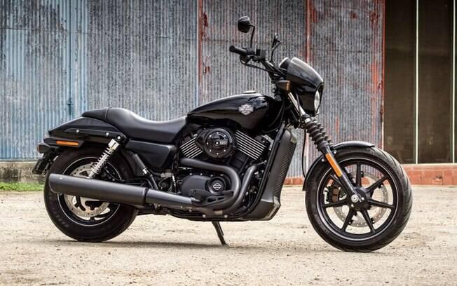 Harley-Davidson Street 500 deverá servir de base para o novo modelo de baixa cilindrada da marca americana