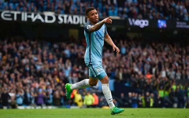 Gabriel Jesus é uma das promessas do Manchester City