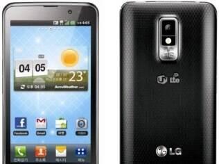 Depois de trazer Optimus 3D ao Brasil, LG lança aparelho com suporte a redes 4G na Coreia