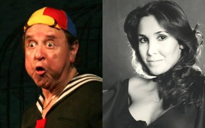 Carlos Villagrán confessa que teve um caso com Florinda Meza durante o seriado mexicano Chaves