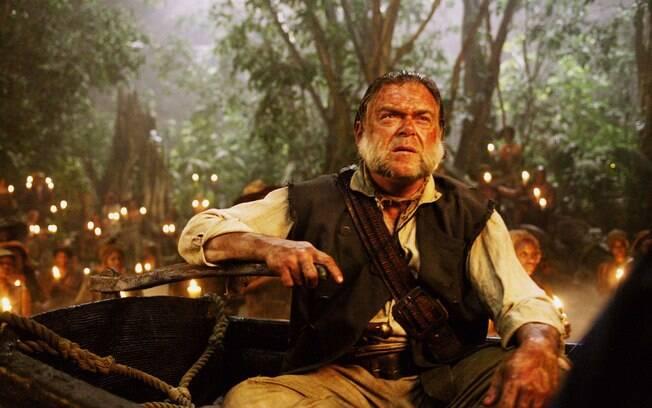 Pirata habilidoso e reconhecido, Gibbs é o único personagem totalmente fiel à Jack Sparrow nos filmes de ''Piratas do Caribe''