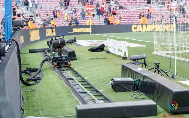 Clássico entre Barcelona e Real Madrid trará novidades tecnológicas