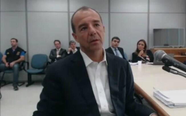 Ex-governador do Rio, Sérgio Cabral prestou na última quinta-feira o seu primeiro depoimento no âmbito da Lava Jato