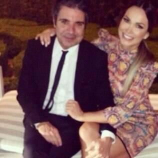 João Kleber e Eliana ficaram juntos por seis meses
