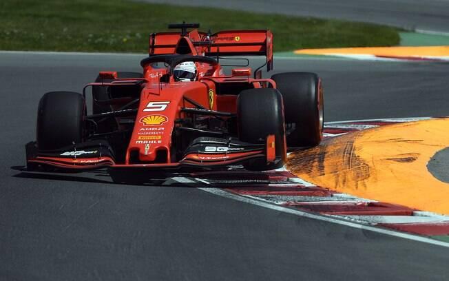 Vettel conquista primeira pole position da temporada do GP do Canadá