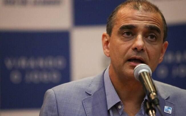 Ex-secretário de Saúde do Rio, Edmar Santos