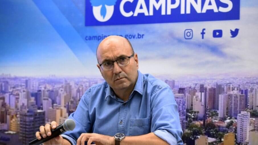 Dário Saadi diz que Sistema de Saúde de Campinas esta quase em colapso.
