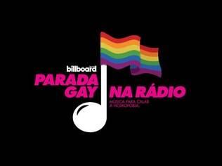 Parada Gay na Rádio ocorre em todo o Brasil