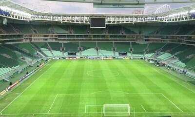 Estádio do Palmeiras é autuado pela Secretaria de Estado da Saúde