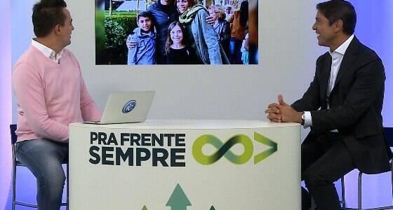 Sergio Waib conta ao iG seu segredo do sucesso