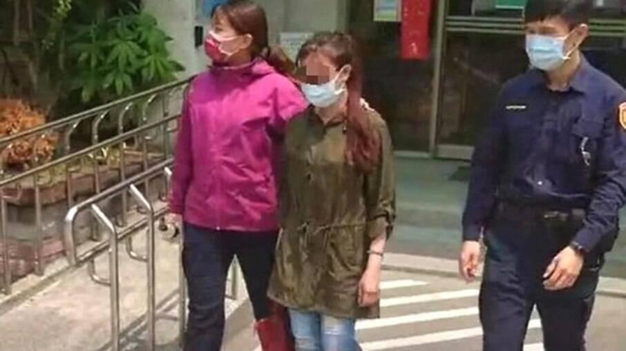 Mulher se entregou após ter cometido o crime contra o namorado enquanto ele dormia