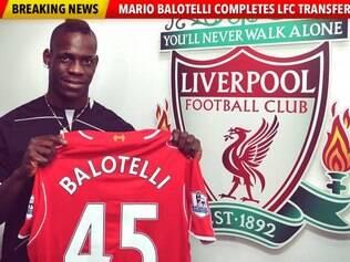 Balotelli terá mais uma oportunidade de brilhar no futebol inglês