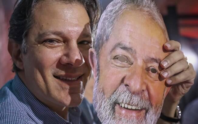"""Haddad afirmou que o PT vai """"tomar todas as providências jurídicas para assegurar a candidatura de Lula"""""""