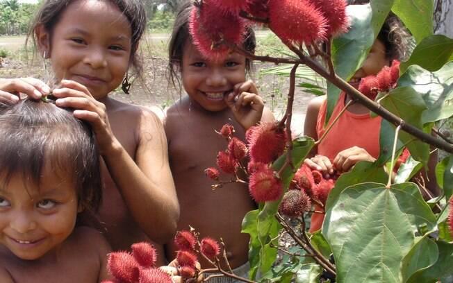 Crianças de Mentai: elas aprendem cedo que o socorro demora e às vezes nunca chega