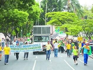 Expectativa.  Movimentos esperam reunir milhares de pessoas na praça da Liberdade, no domingo