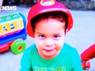 Gabriel Alves foi sepultado no domingo, no cemitério de Irajá