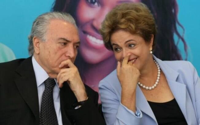 Ação do PSDB e da Coligação Muda Brasil pode tornar Dilma inelegível e cassar o mandato de Michel Temer