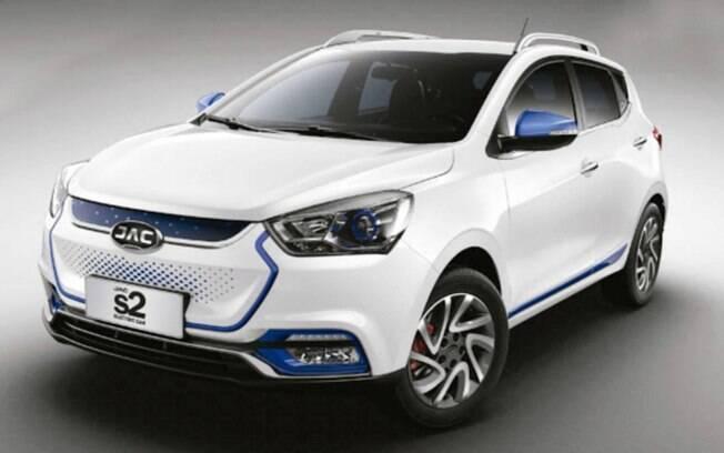 JAC T40 EV: longe do Brasil entre os carros elétricos, modelo começa a ser vendido oficialmente no Uruguai