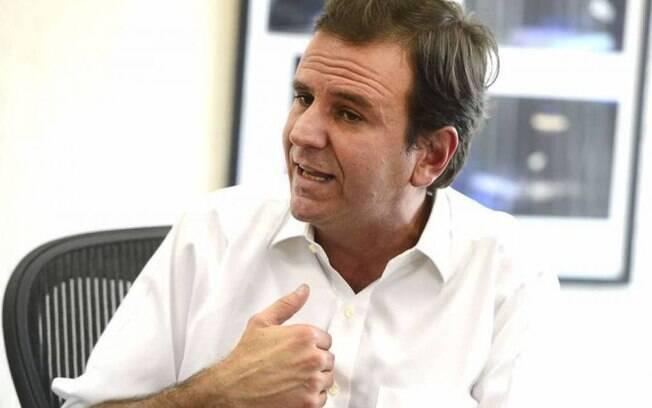 Eduardo Paes é o candidato do DEM à Prefeitura do Rio de Janeiro