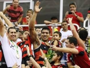 Com o Flamengo, Shilton conquistou Liga das Américas e bi no NBB