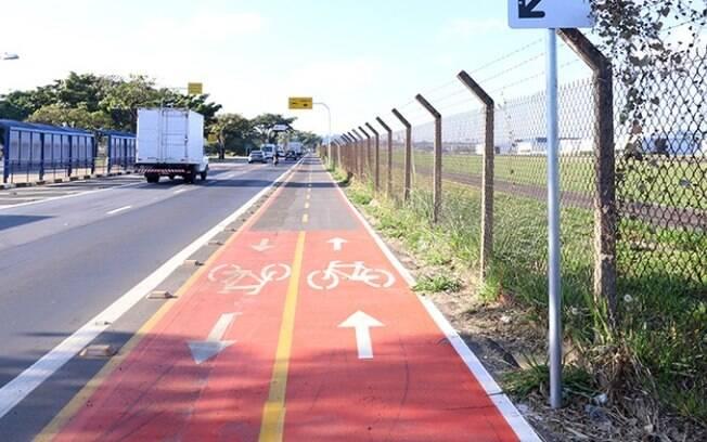 Prefeitura de Campinas entrega Ciclofaixa Amarais com 6,7 km de extensão