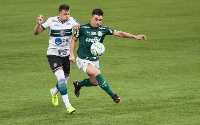 Coritiba x Palmeiras: onde assistir, arbitragem e escalação