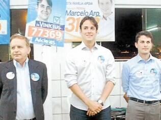 Vinícius Resende (SD) e Marcelo Aro (PHS) vão formar parcerias em prol de Betim
