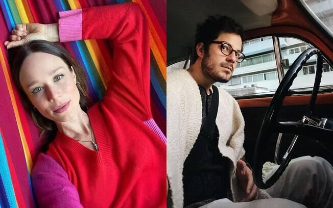 Mariana Ximenes e Victor Collor