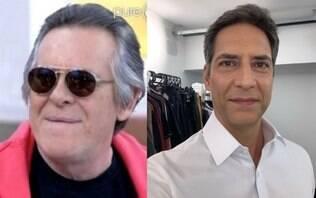 """Lacombe revela que """"não pediu cabeça"""" de José de Abreu"""
