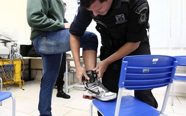 Cerca de 5.500 tornozeleiras deixarão de ser monitoradas no Rio de Janeiro