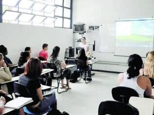 Estudantes da Utramig reclamam da falta de repasse dos recursos