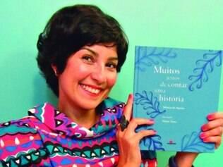 Mônica Aquino escreveu o livro a partir das ilustrações já prontas