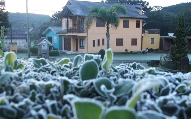 Nova Petrópolis fica na Região das Hortências e tem cerca de 18 mil habitantes. Foto: Vanessa Birk